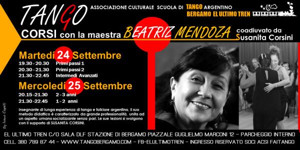 Corsi Tango 2019-2020