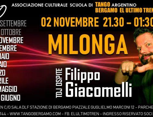 Milonga 2019 Novembre 02