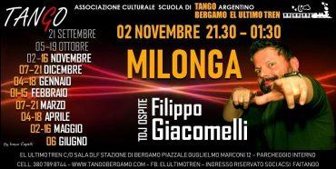 Milonga Tdj Filippo Giacomelli