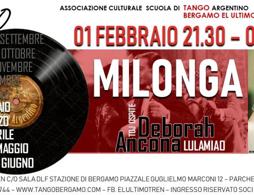 Milonga 2020 Febbraio 01