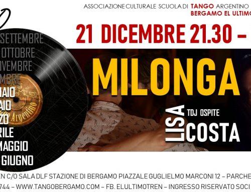 Milonga 2019 Dicembre 21