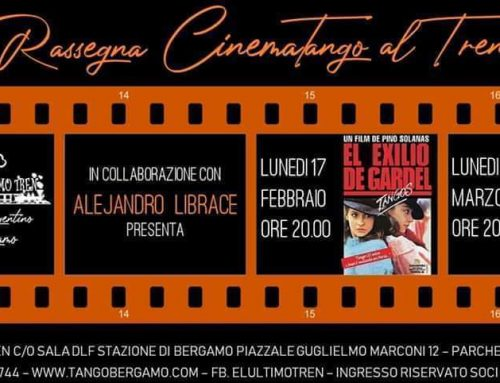 CinemaTango al Tren! 2020 17 febbraio