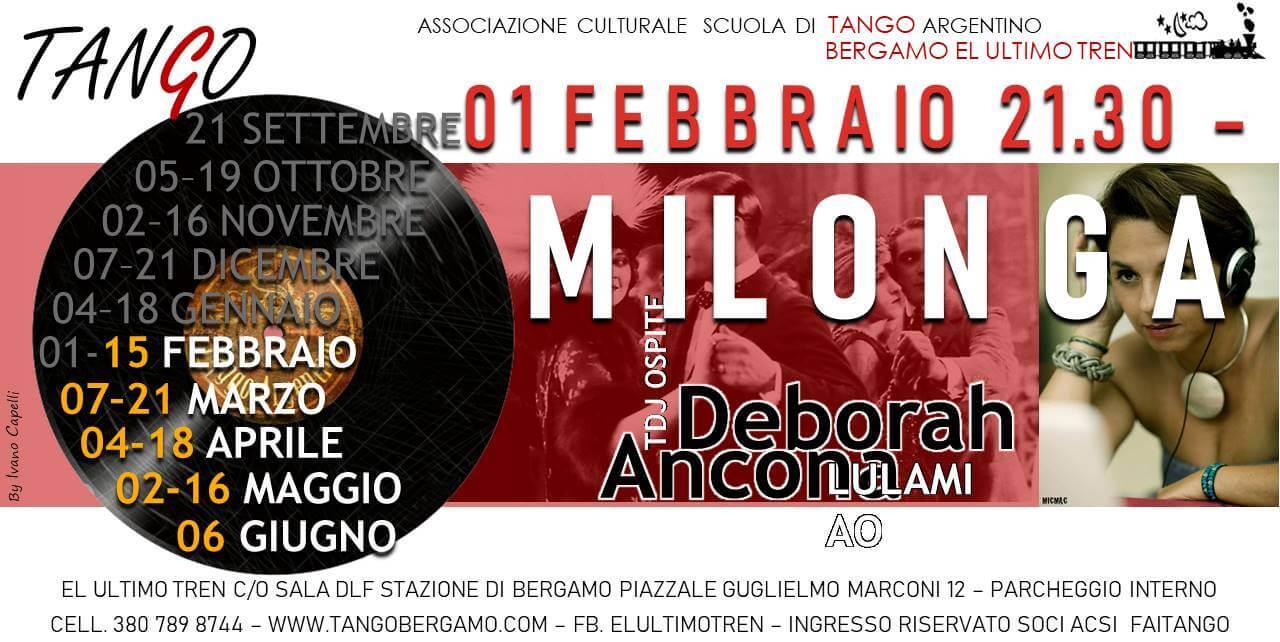 Deborah Ancona 01 febbraio 2019